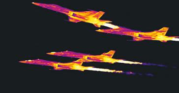 imagerie thermique pour l'aéronautique
