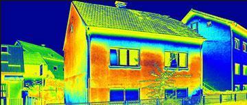 Détecter par thermographie infrarouge fuites et ponts thermiques